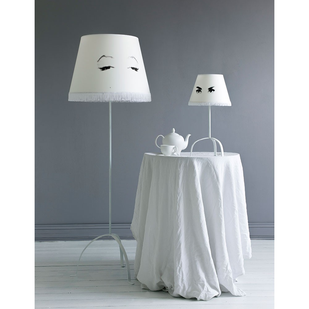 Eye Doll Table Lamp Audrey Astyle Art Living