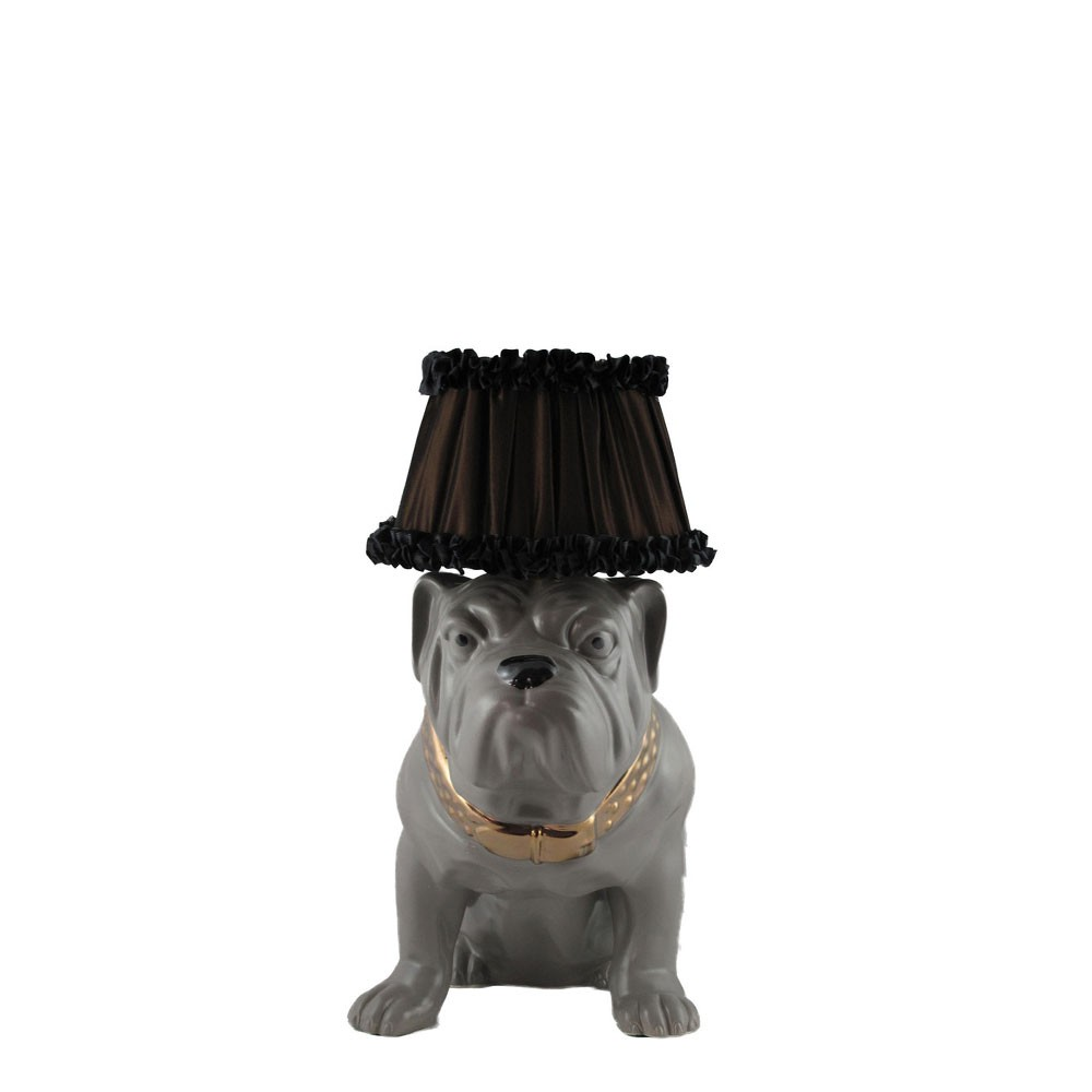 Bulldog Lamp :: aStyle | ART + LIVING