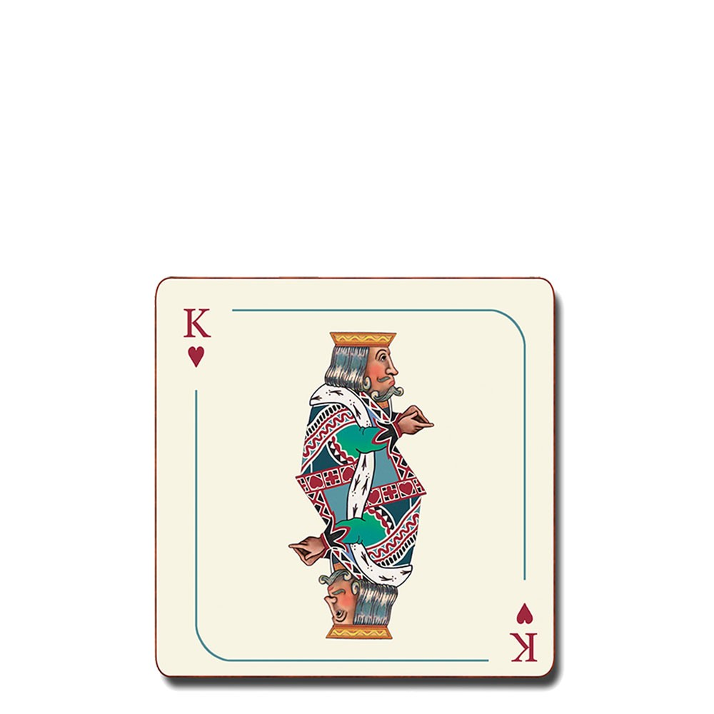 Alice in Wonderland Coaster - King