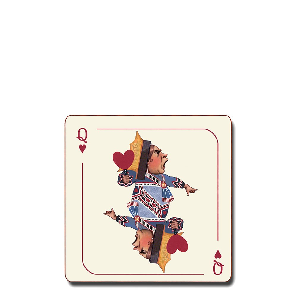 Alice in Wonderland Coaster - Queen
