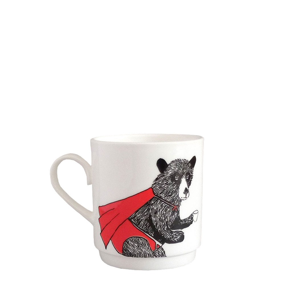 Mix & Match Stacking Cup - Hero Bear Top