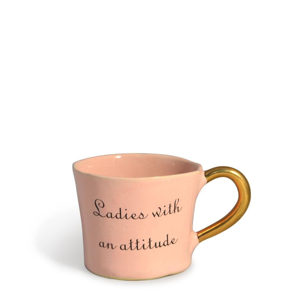 Ladies with Attitude Mug