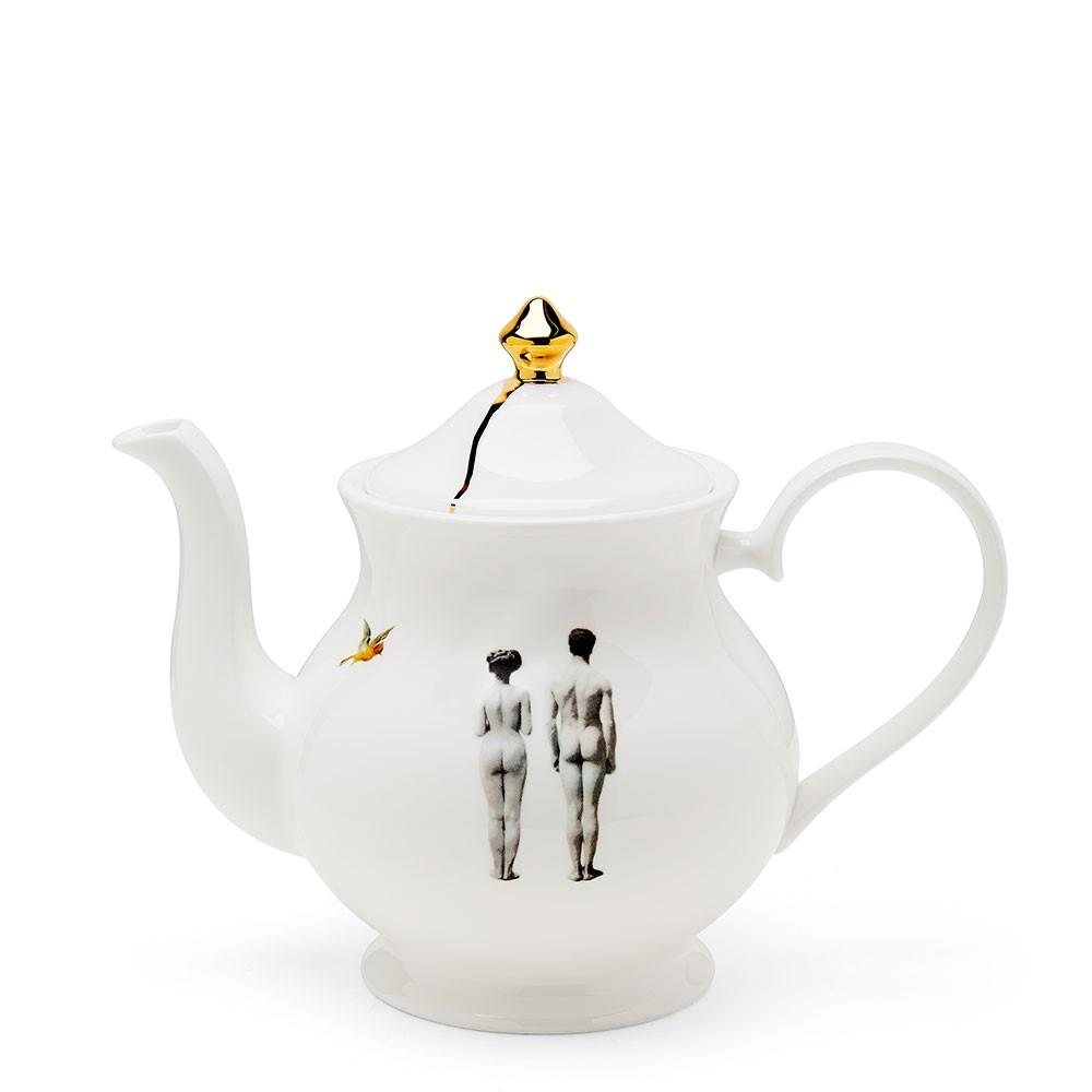 The Models Large Teapot