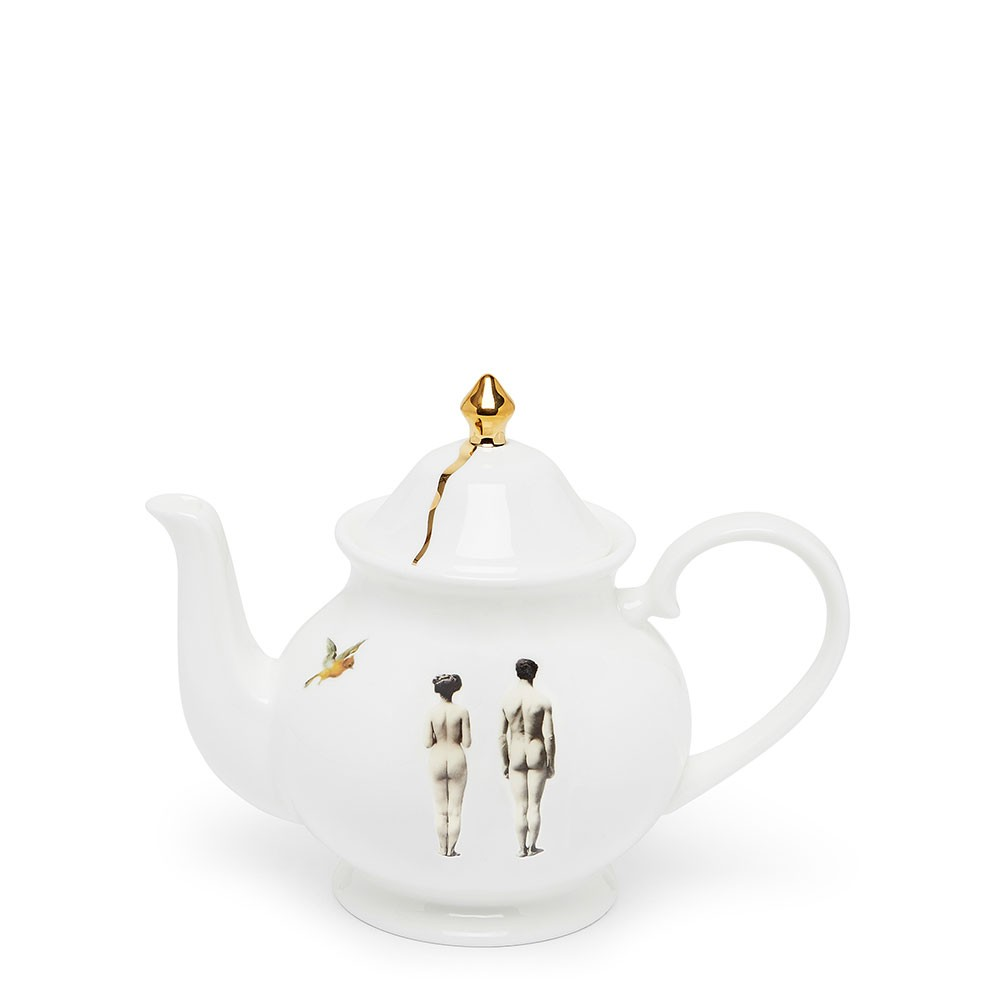 The Models Small Teapot