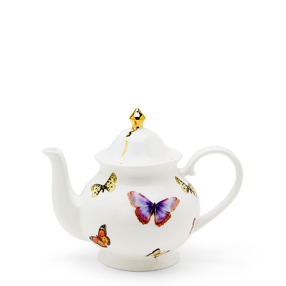 Butterflies Small Teapot