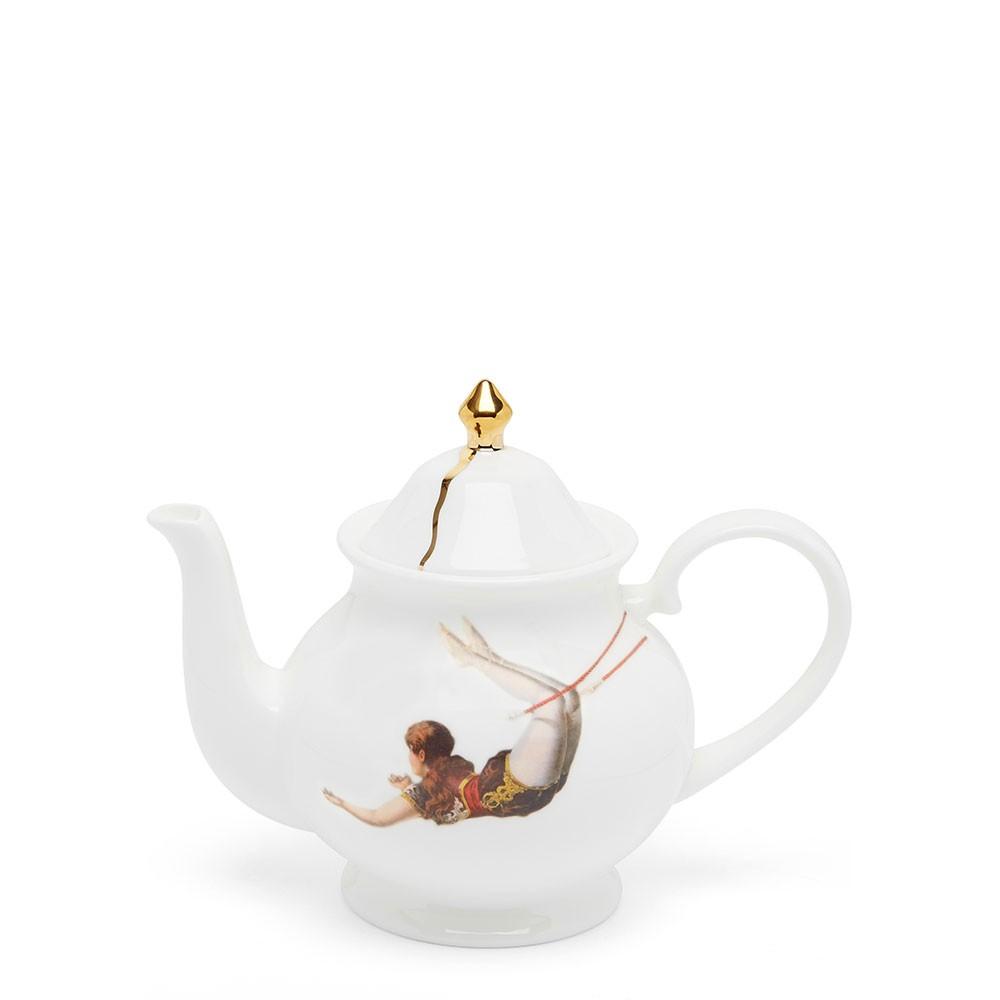 Trapeze Small Teapot