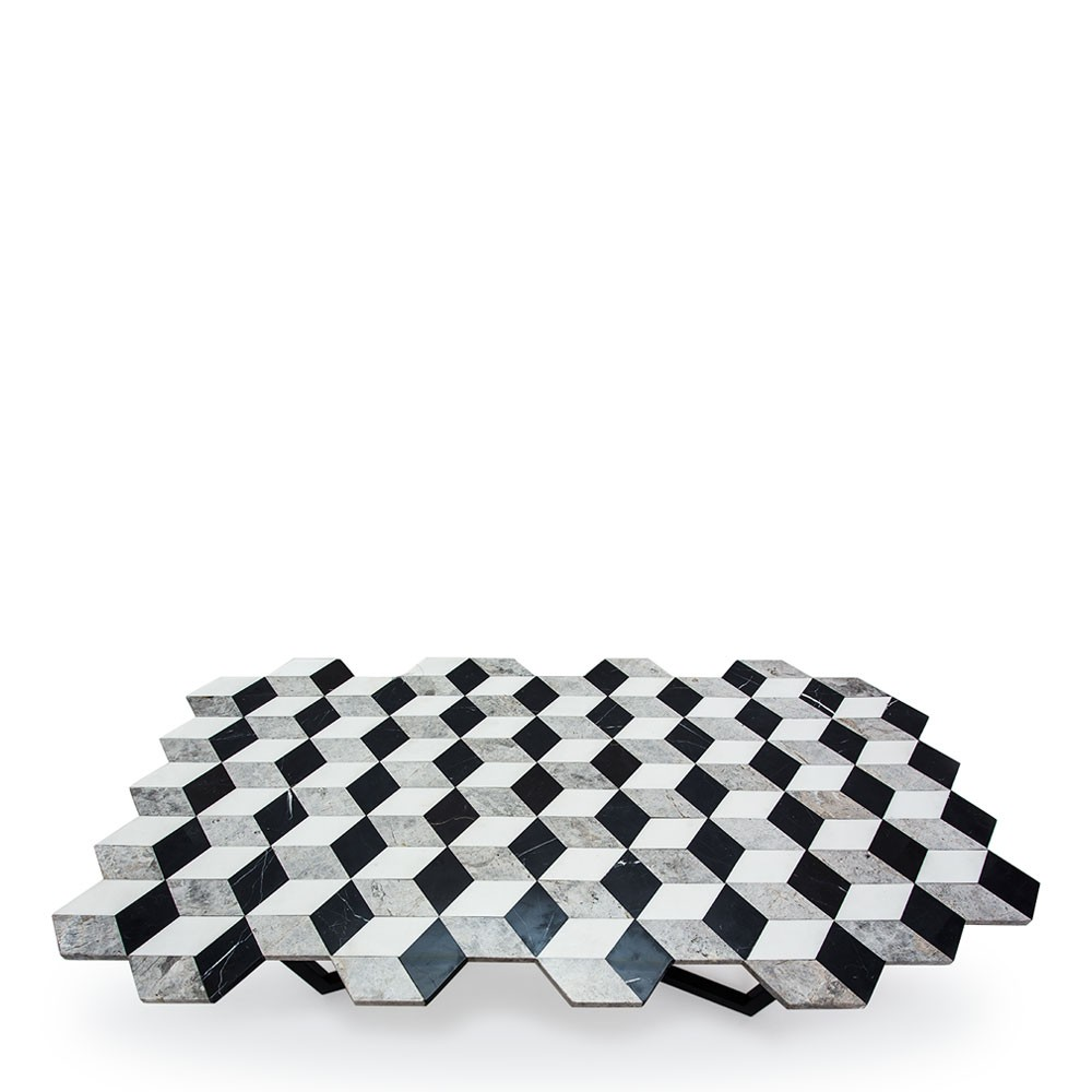 Diplopia Big Coffee Table (X-Large)