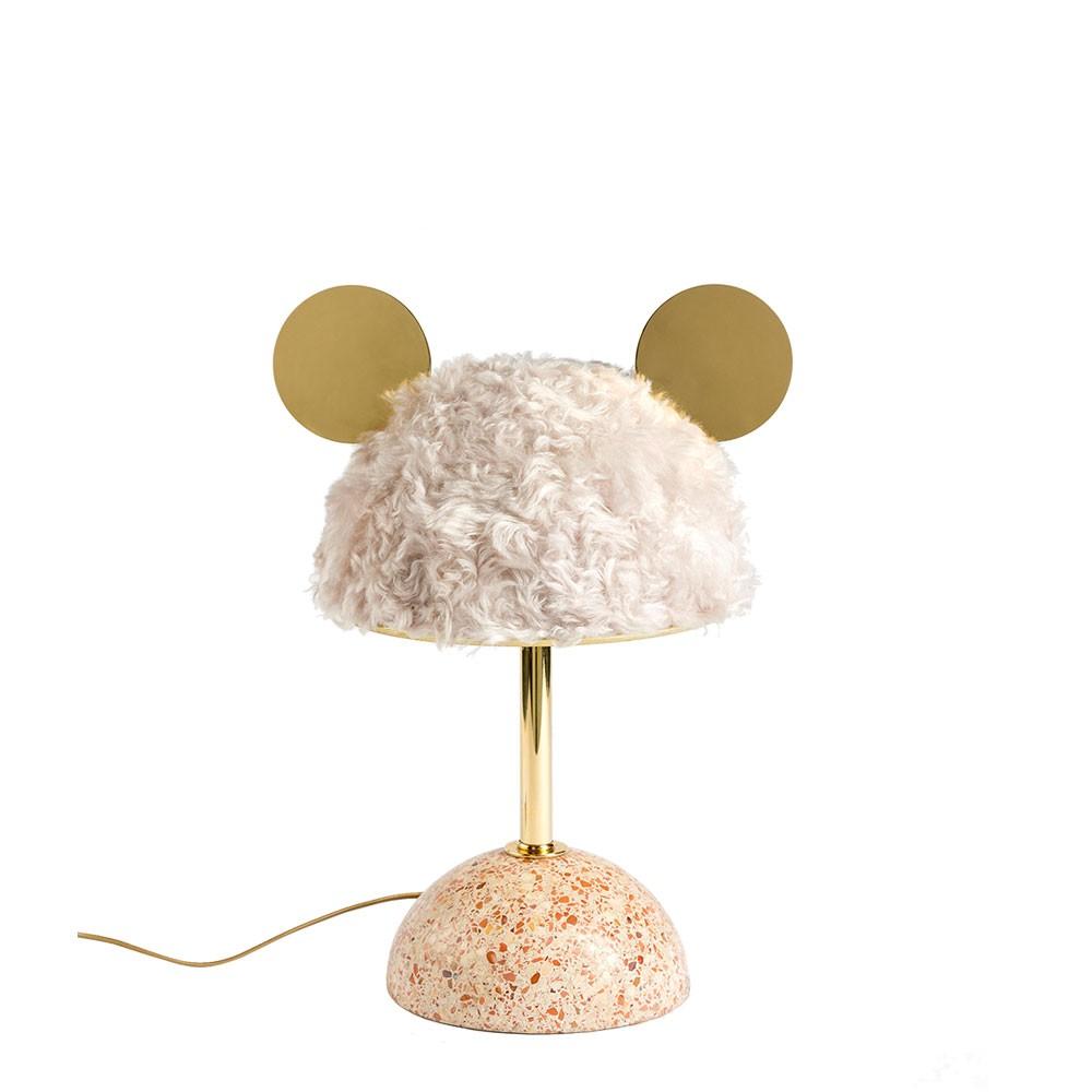 Minos Lamp White