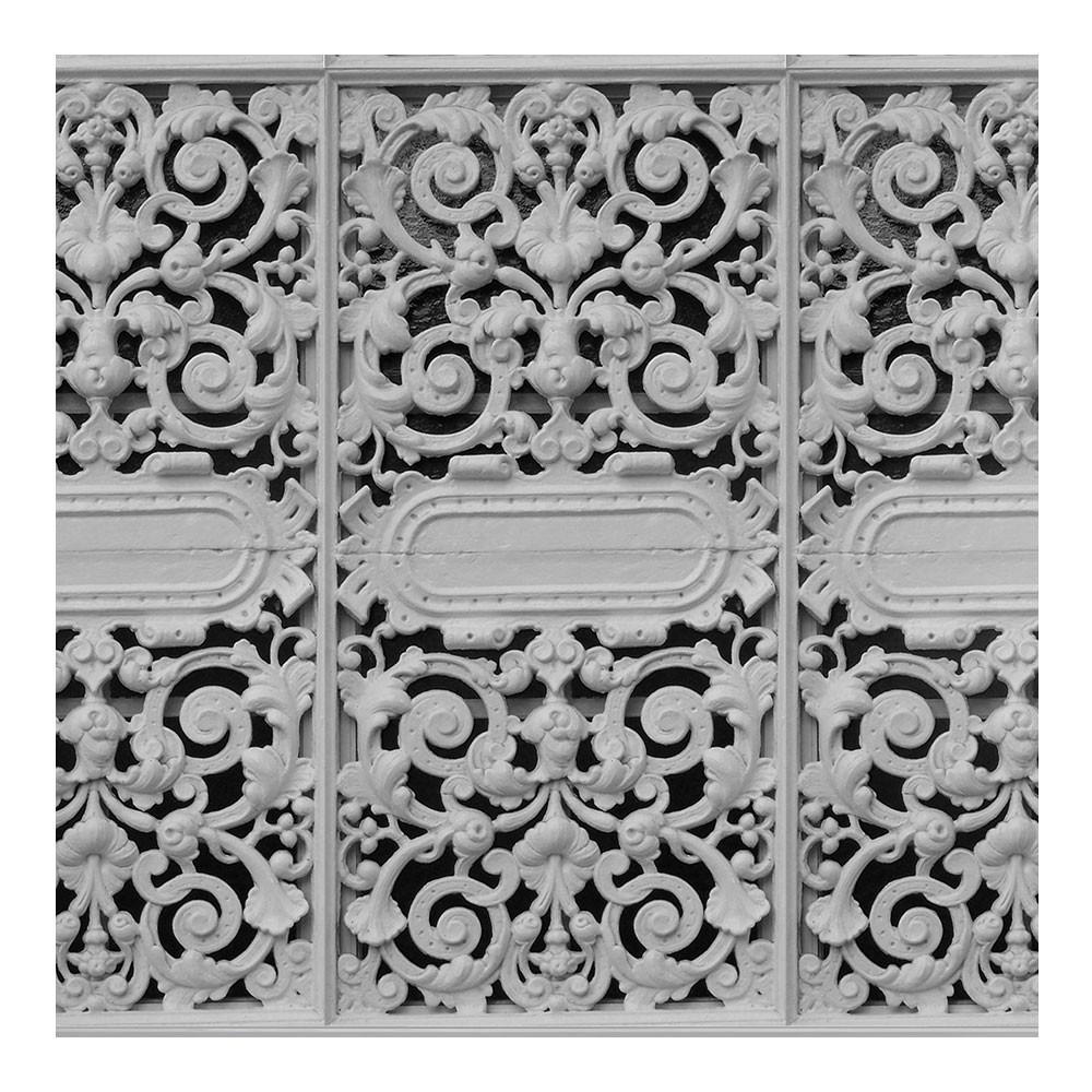 Cast Iron Wallpaper