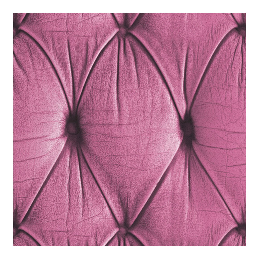 Chesterfield Button Back Wallpaper Pink