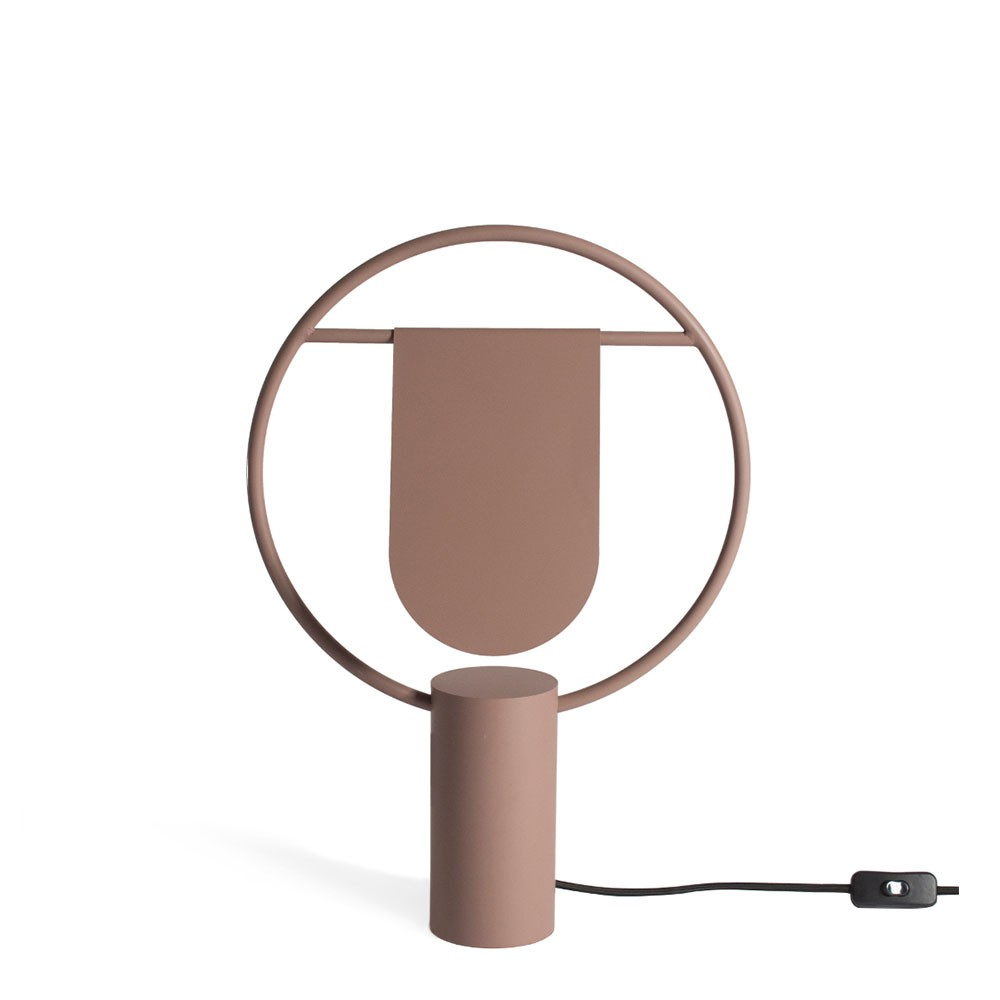 ADRASTÉE Table Lamp - Pink