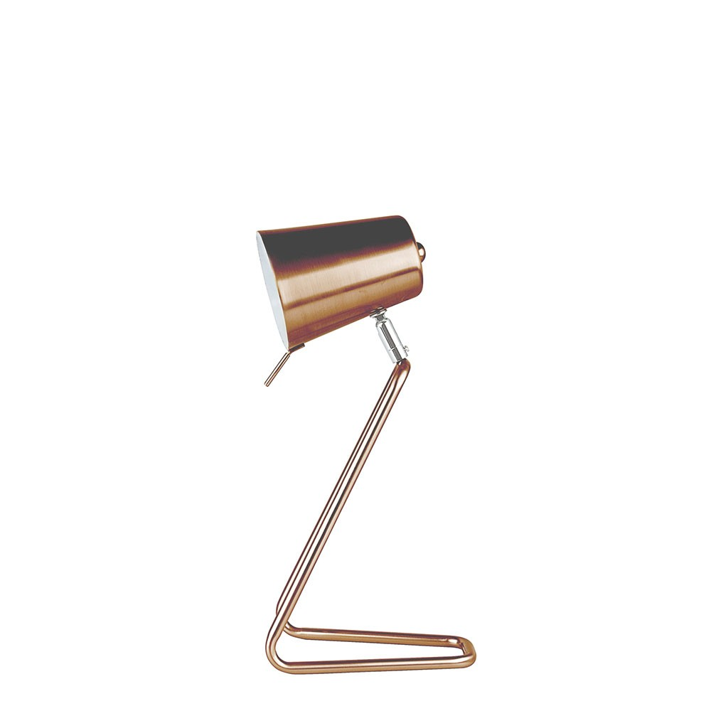 Table Lamp Z - Copper