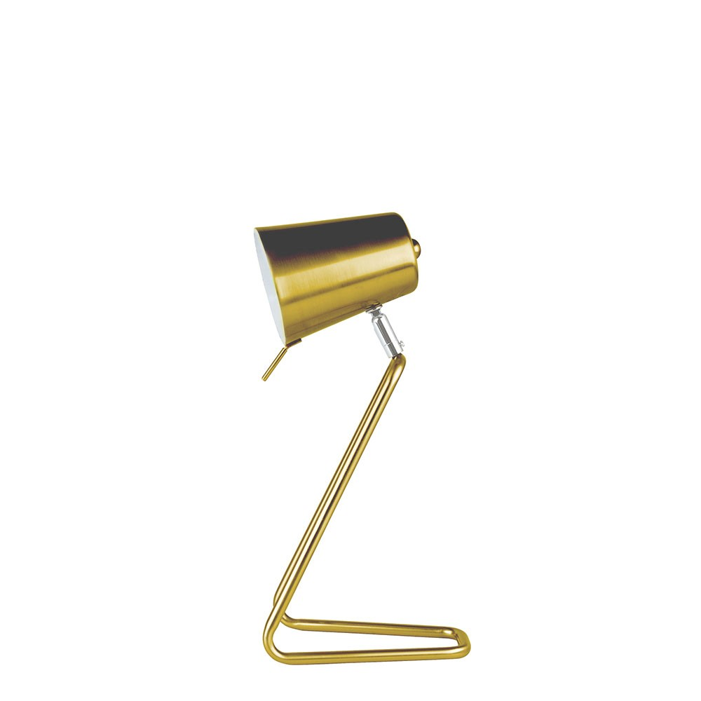 Table Lamp Z - Brass