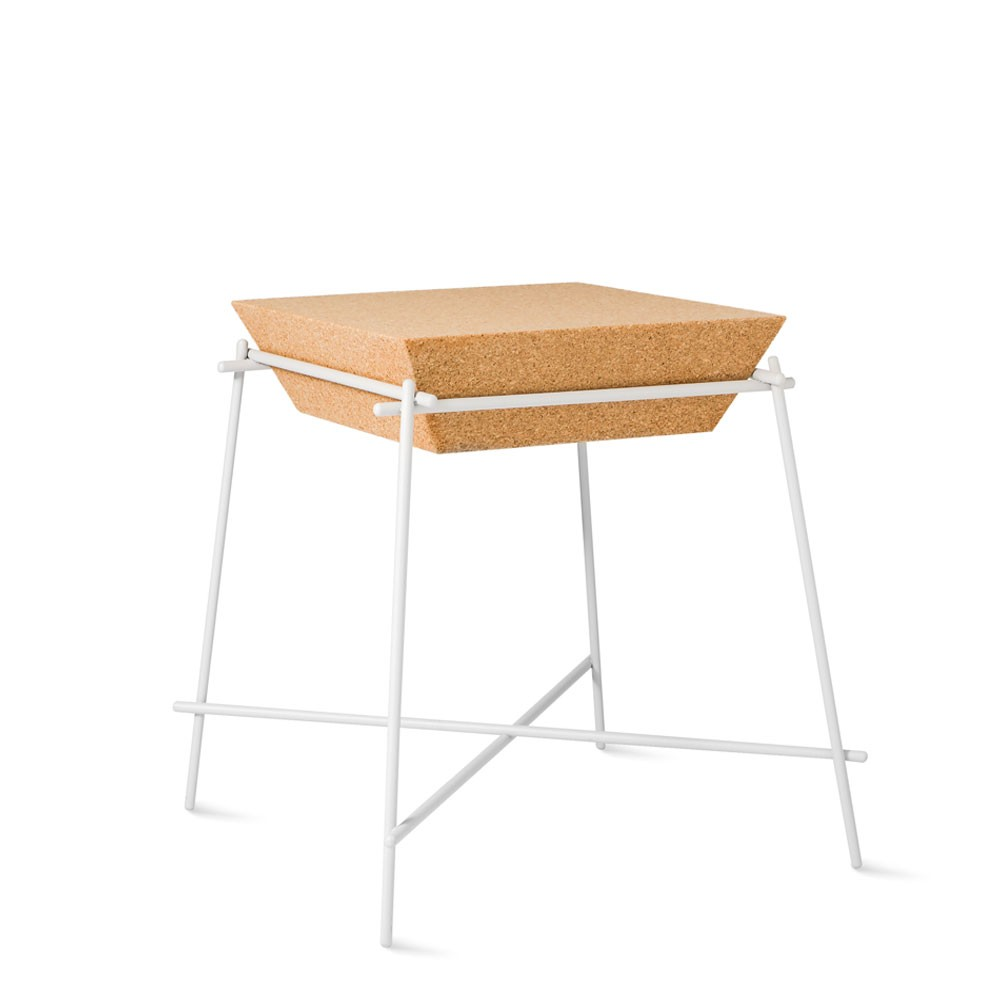 BASIL Trapeze Side Table