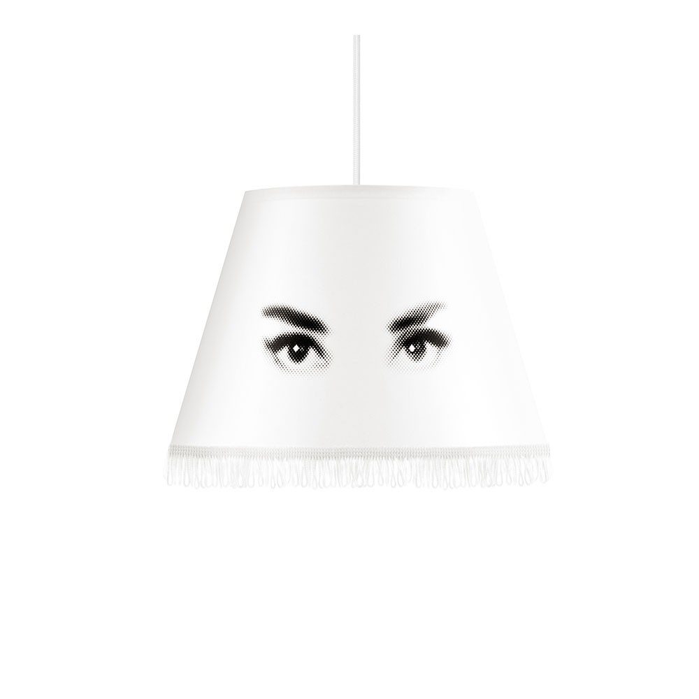 Eye Doll Small  Lampshade - Audrey