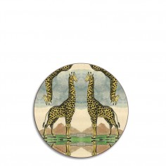 Wildlife Collection -  Giraffe Coaster