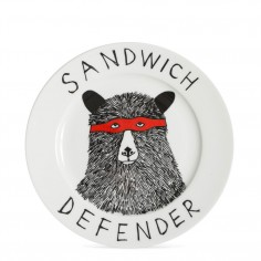 Sandwich Defender Side Plate