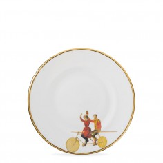 Highwire Bone China Plate - Side/Dessert plate