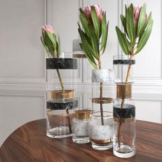 Mar.Go White Vase 32cm