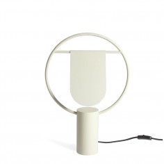 ADRASTÉE Table Lamp - Ivory