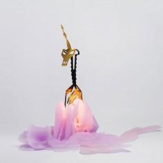 PyroPet EINAR Candle - Lilac