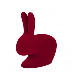 Rabbit Chair - Velvet Finish