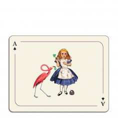 Alice in Wonderland tablemat - Alice