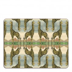 Wildlife Collection - Giraffe Table Mat