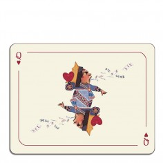 Alice in Wonderland Tablemat - Queen