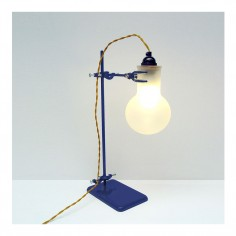 LAB Desk Lamp Blue