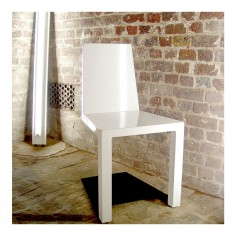 Shadow Chair White