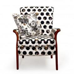 Character Polka Vintage Chair
