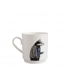 Mix & Match Stacking Cup - Mr Badger Top