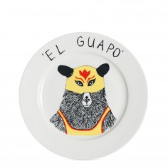 El Guapo Side Plate