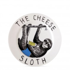 The Cheese Sloth Side Plate