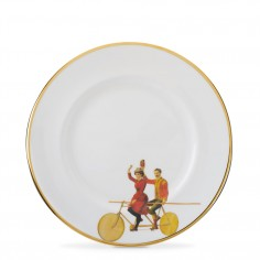 Highwire Bone China Plate - Dinner Plate
