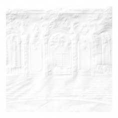 Paper Palace Folded Hall Wallpaper Mural