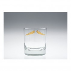 Moustache Maurice Tumbler Gold