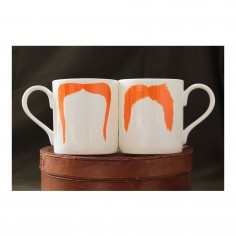 Moustache Mug - Fu Magnum Ginger