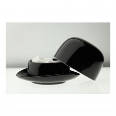 Sugar Bowl Hat - Thompson Black