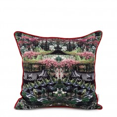 Vertumnus Double Sided Silk Cushion Cover