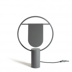 ADRASTÉE Table Lamp - Dark Grey