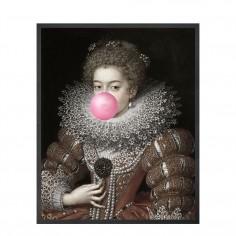 Bubblegum Portrait -3