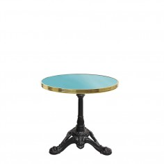 Tradition Enamel Round Coffee Table