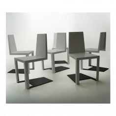 Shadow Chair White