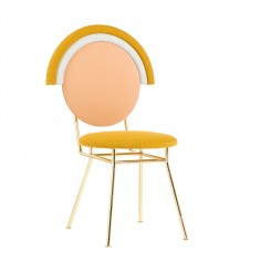 Iris Pink Chair