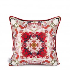 Chloris Double Side Silk Cushion Cover