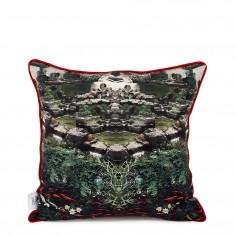 Vertumnus Double Sided Silk Cushion