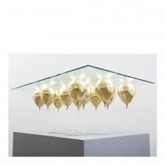 The UP Ballon Coffee Table GOLD