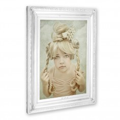 'Sea' Ornate framed canvas print